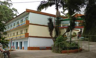 Clinica de repouso com apartamentos com sacada