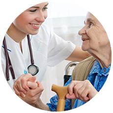 Clinica de repouso com Cuidadores Especiais